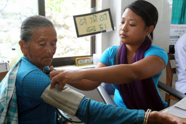 Nations adopt 2030 health coverage goal