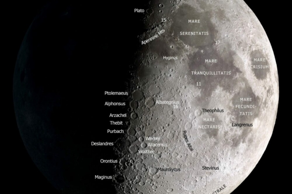 Eight nations agree on rules to develop Moon
