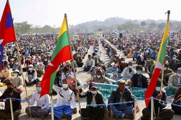 UNSC, G-7 and ASEAN warn over Myanmar
