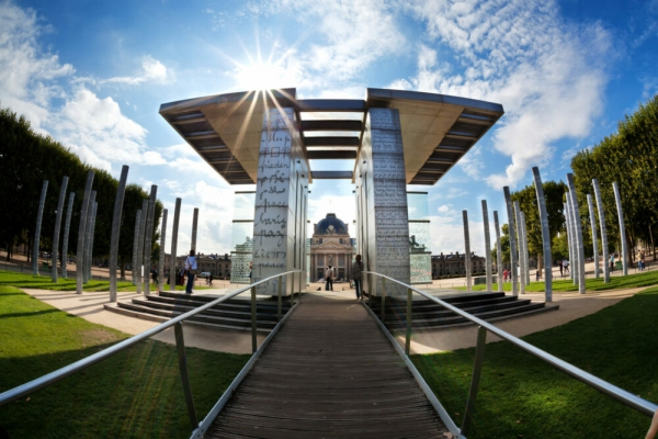 Paris forum pitches for global governance
