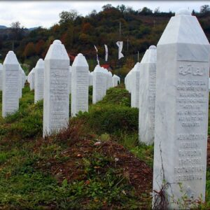Trials continue for Srebrenica 25 years on