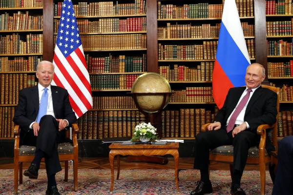 Biden and Putin agree to reduce nuclear risks
