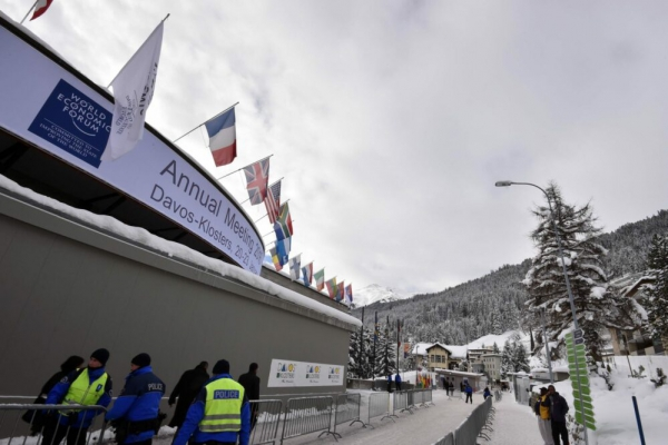 Davos reboots for 'stakeholder capitalism'