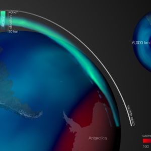 Scientists find Earth's ozone on the mend