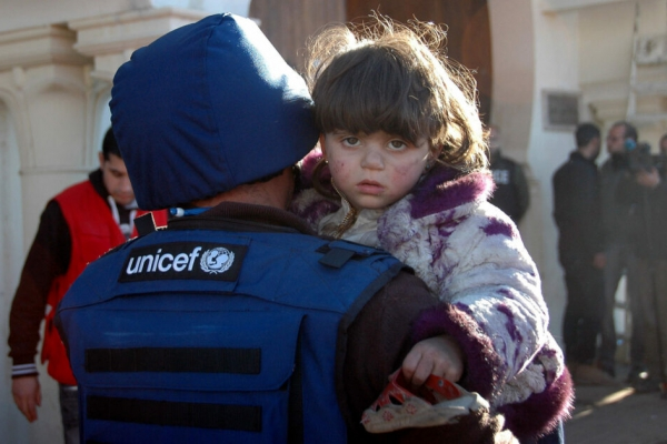 Virus fears amplify appeals for Syria peace