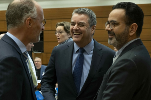 Candidates vie to become next WTO chief