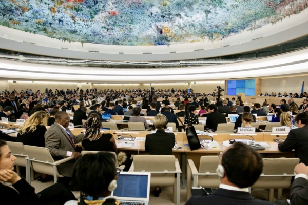 China, Russia join U.N. Human Rights Council