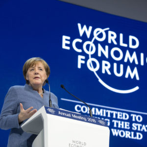 Merkel: 'Misery' without multilateralism