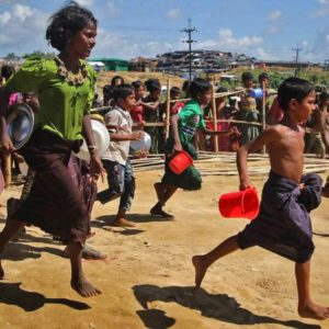 Prosecution urged in Myanmar 'genocide'