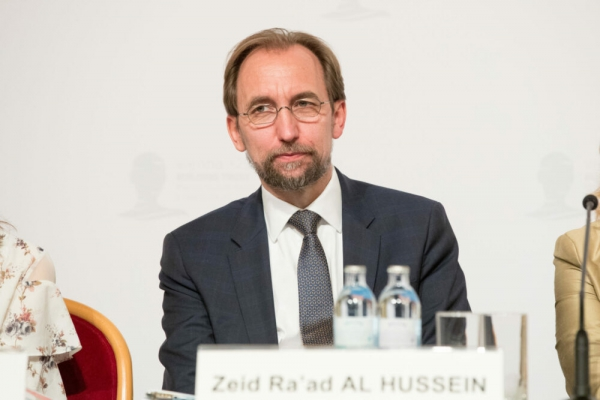 U.N. rights chief backs people not nations