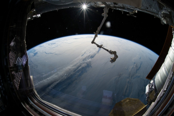 Space station at crux of science diplomacy