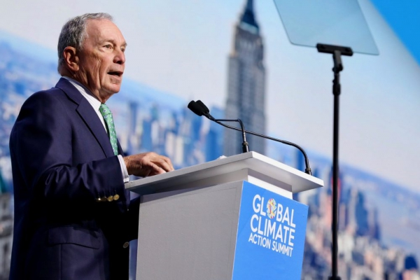 U.N. chief taps Bloomberg for key climate role