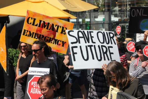 Global health at risk as climate talks open