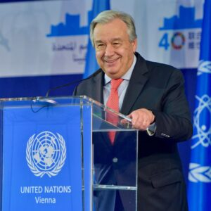 U.N. launches election procedure for next chief