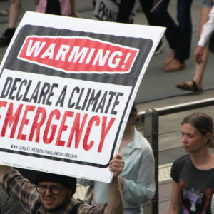 Scientists declare global climate emergency