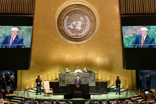 The U.N. Trump bid that might have been