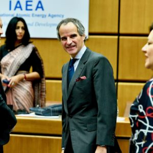 Argentina's Grossi tapped to lead IAEA