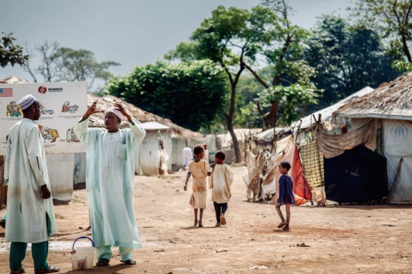 UNHCR reports 1% of humanity displaced