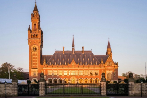 Five judges win 9-year terms on U.N. top court