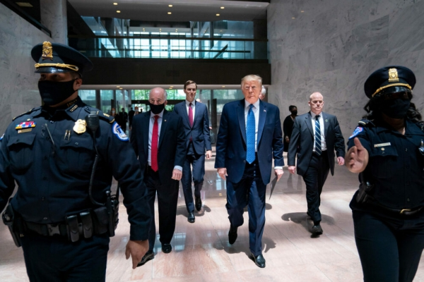 Trump to end U.S. involvement with WHO