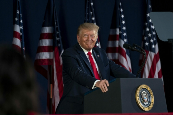 Trump starts U.S. withdrawal from WHO