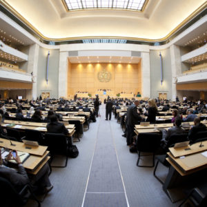 Ebola and reform weigh on WHO assembly