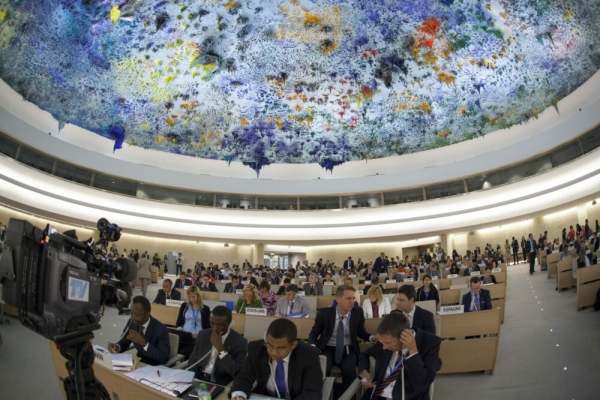 U.N. issues 'call to action' on human rights
