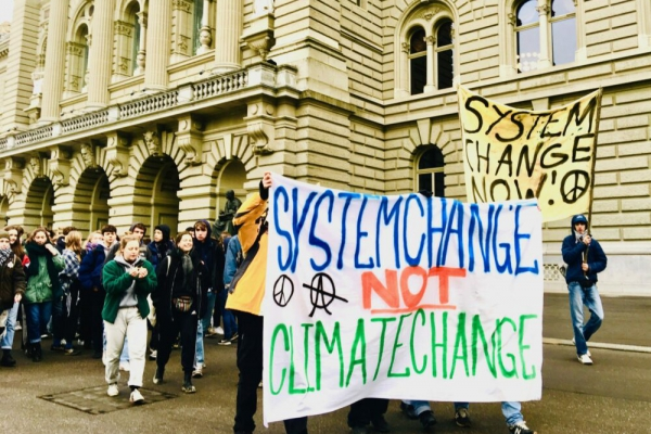 Fridays for Future climate protests escalate