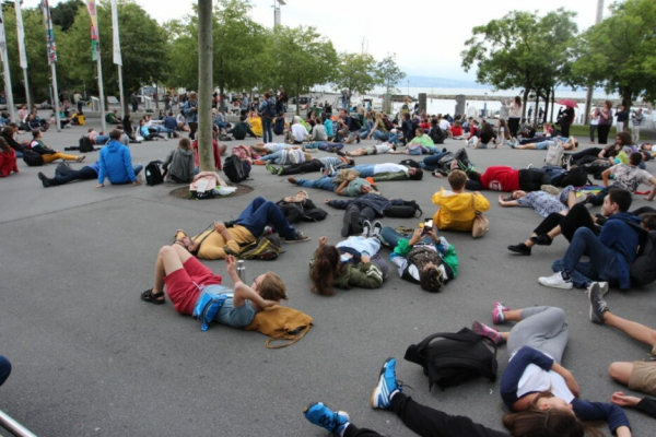 Youth climate movement decides strategy