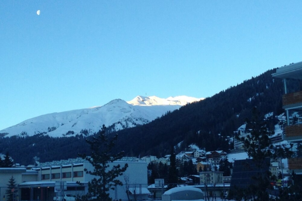 Climate and inequality top Davos agenda