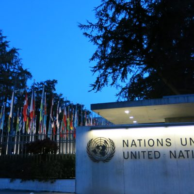 Case made for top-down U.N. reforms