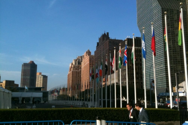 Fear discourages most U.N. whistleblowing