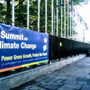 Major investors pressure for climate action