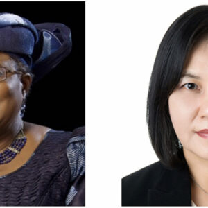 WTO to be led by woman from Nigeria or S. Korea
