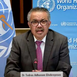 WHO chief criticizes China over virus team