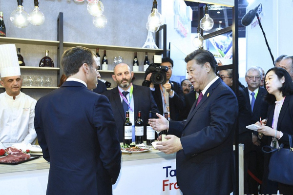 France and China advocate multilateralism